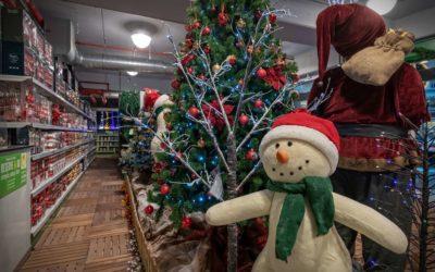 Evénements de Noël dans votre Brico City Galeries Saint Lambert