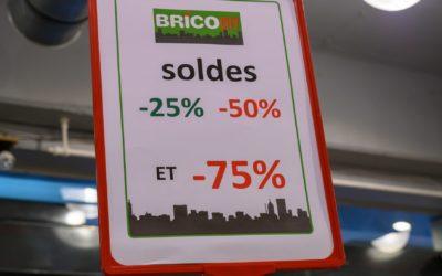 Soldes dans votre Brico City St Lambert -25% -50%… -75% sur certains produits