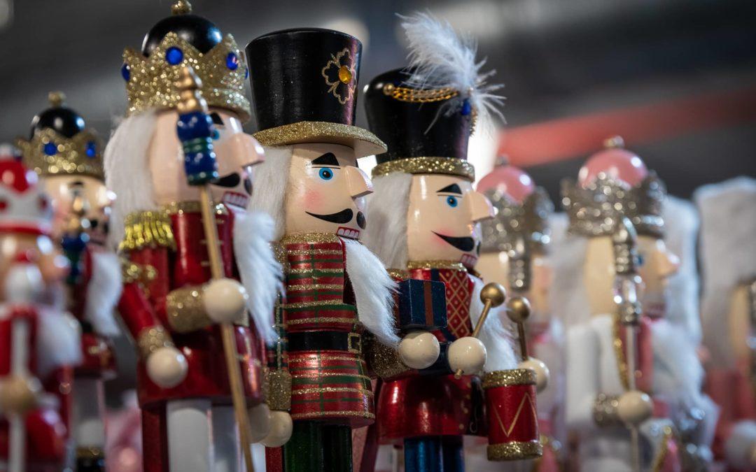 Ouverture du marché de Noël
