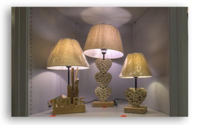Notre gamme de luminaires pour votre intérieur