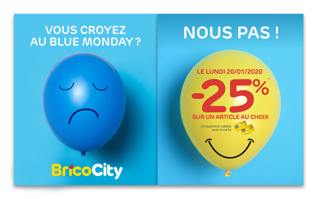 promo brico city st Lambert
