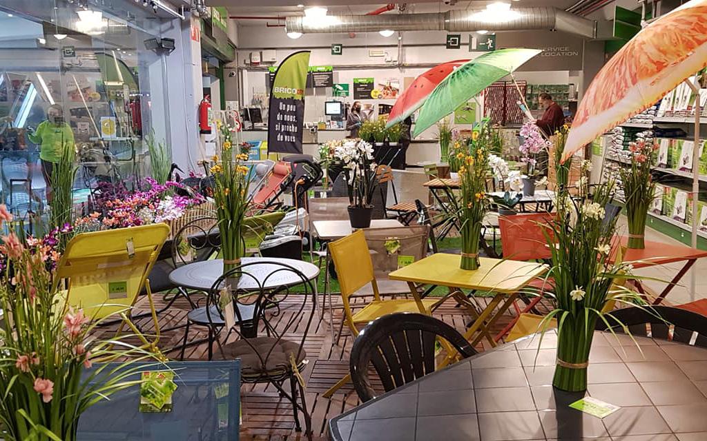 jardin Brico City st lambert