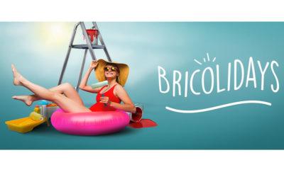 Défi Bricolidays, le défi de cet été !