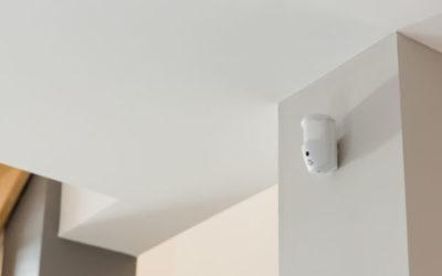 Installer un détecteur de mouvements
