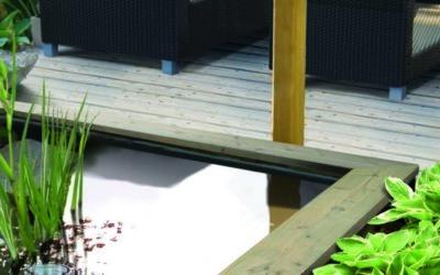 Comment construire un bassin de jardin