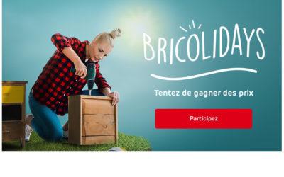 Défi Bricolidays: défi n°4