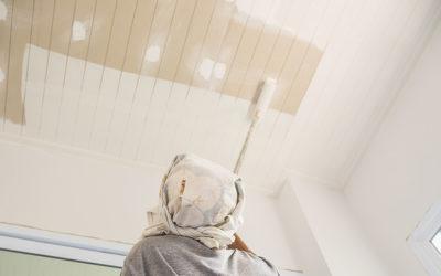 Comment peindre facilement un plafond ?