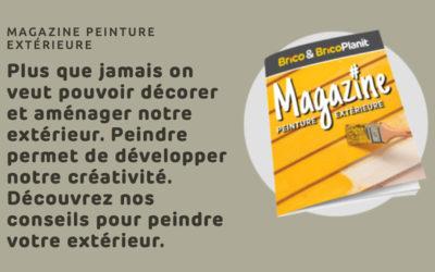 Découvrez notre magazine peinture extérieure